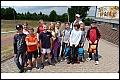 Album Sportabzeichentag 2015 der Grundschulen in Homberg:  Klasse 4, Grundschule Falkenberg